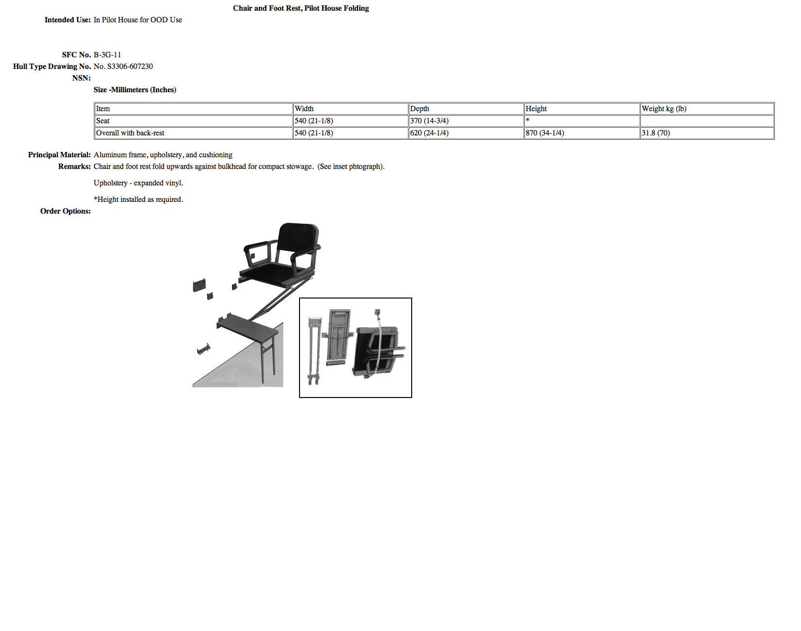 Jdaships Com Shipboard Furniture Catalog